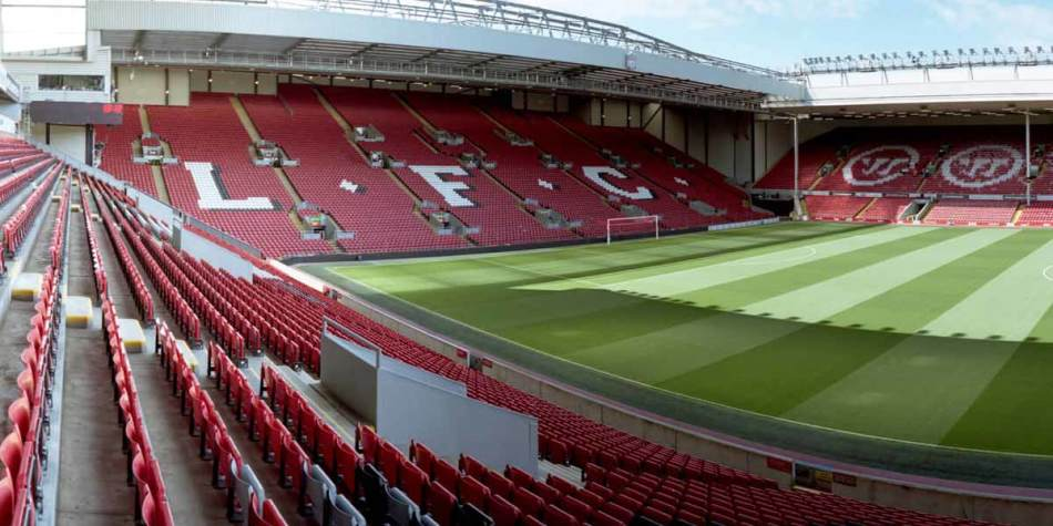 Anfield - Liverpool Football Club