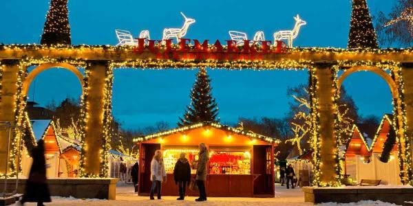 Julemarked i Oslo