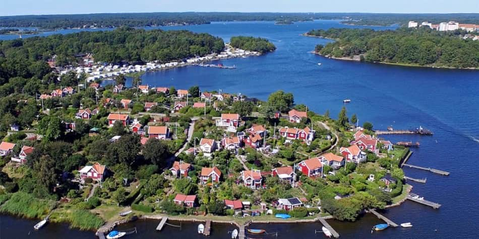 Archipelago of South Sweden