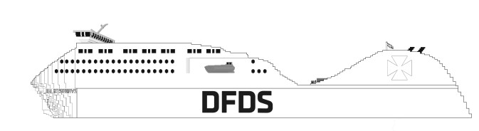 150, Lego ship coloring page