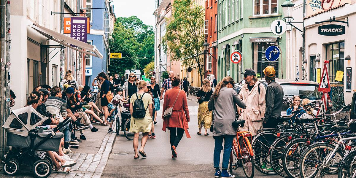 The Latin Quarter of Copenhagen