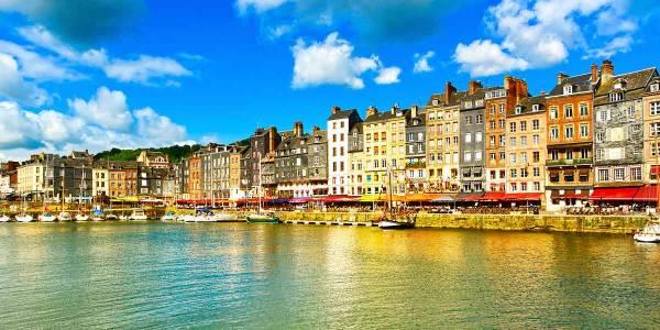 Panorama miasta, Francja