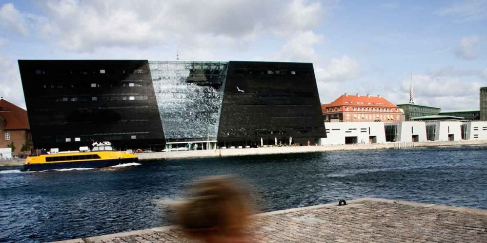 The Black Diamond in Copenhagen