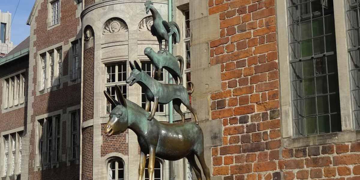 Bremen Musical Statue