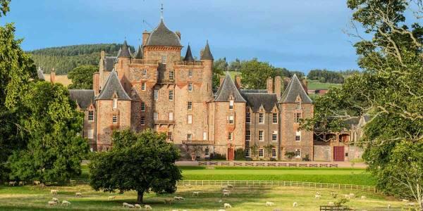 Scotland Thirlestane Castle Hero