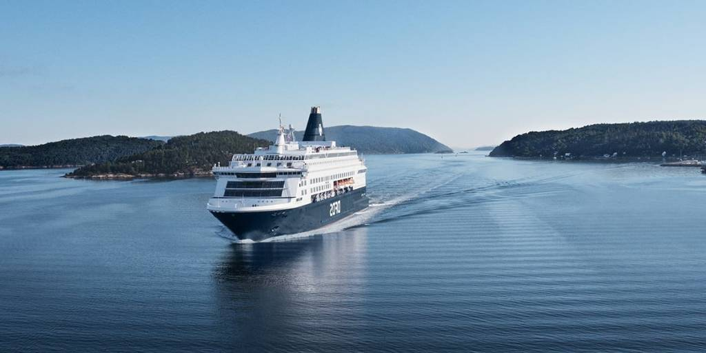 Pearl Ferry Copenhagen-Oslo