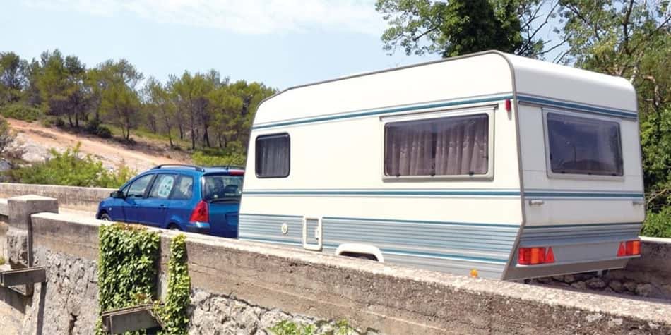 Caravan holidays with DFDS