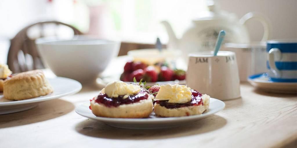 English Scones - Food
