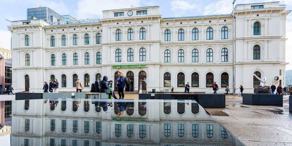 Grand Central Oslo - PhotoCredit: Didrick Stenersen