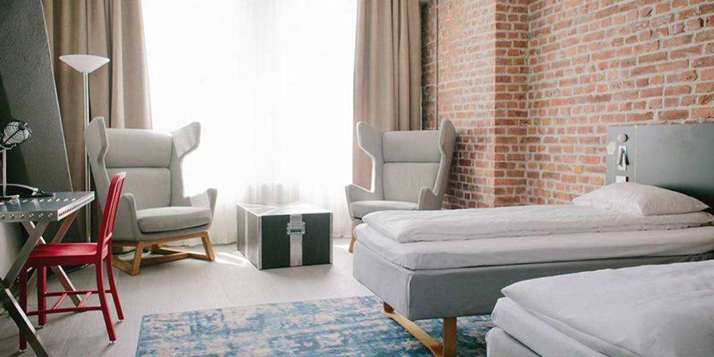 Hotels in Norway Comfort Grand Central Hotel - H1