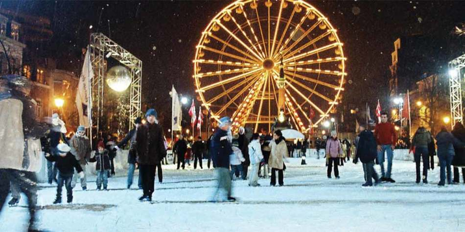 Brussels, Christmas destination in Belgium