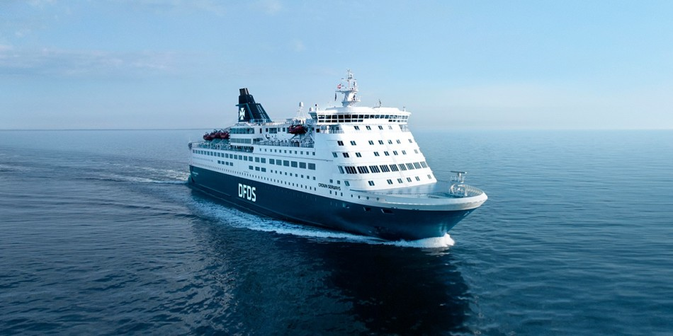 Crown Seaways, DFDS