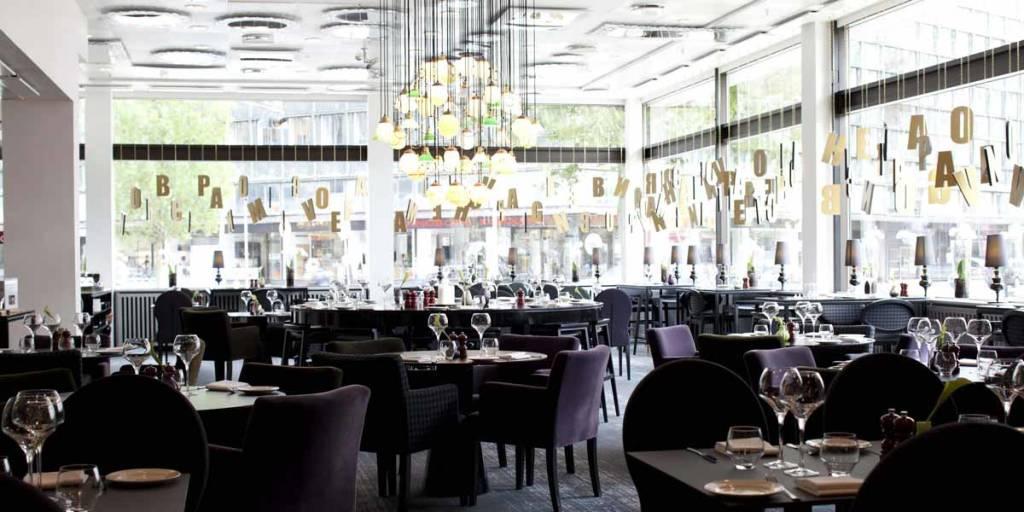Scandic Copenhagen - restaurang
