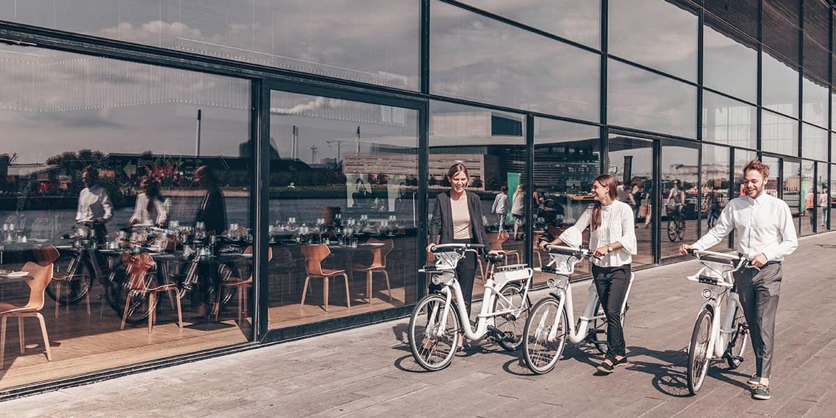 Aktiviteter for grupper i København - PhotoCredit: Martin Heiberg