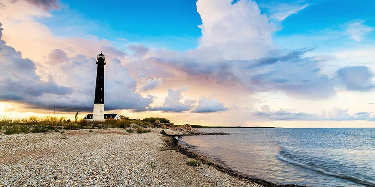 Lighthouse in Estonia