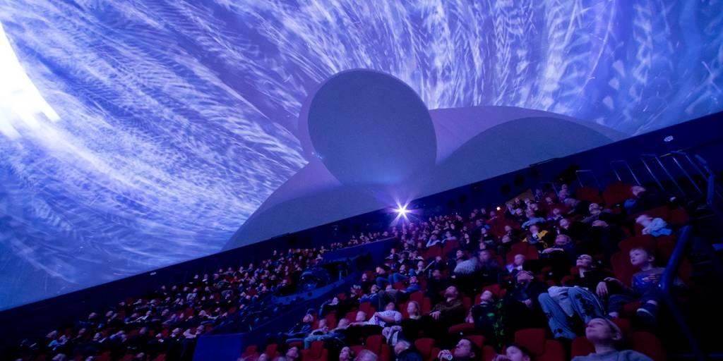 Planetarium Kuppelsalen - Photo Credit: Planetarium