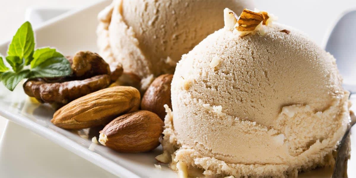 Ice cream - Dieppe-Newhaven restaurant