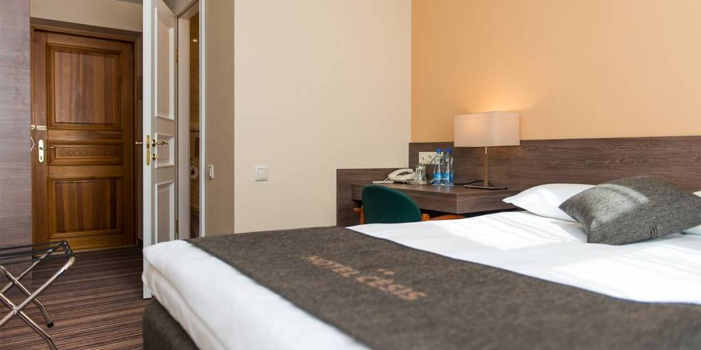 Hotels Cesis Latvia