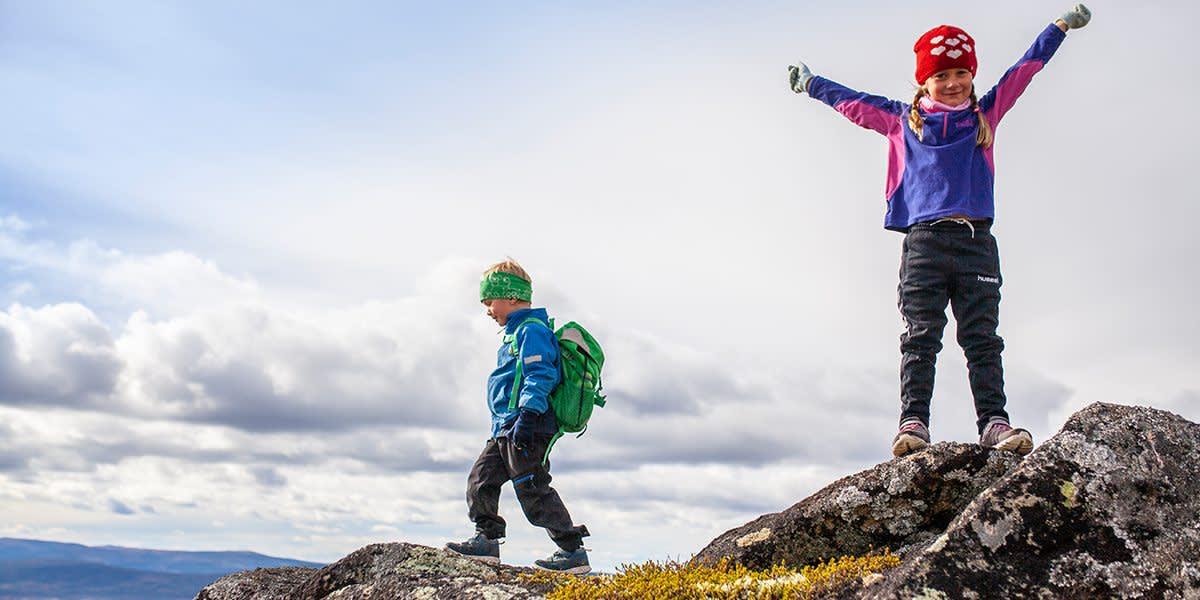 Hiking at Kvitfjell - Norway - Photocredit Fredrik Otterstad