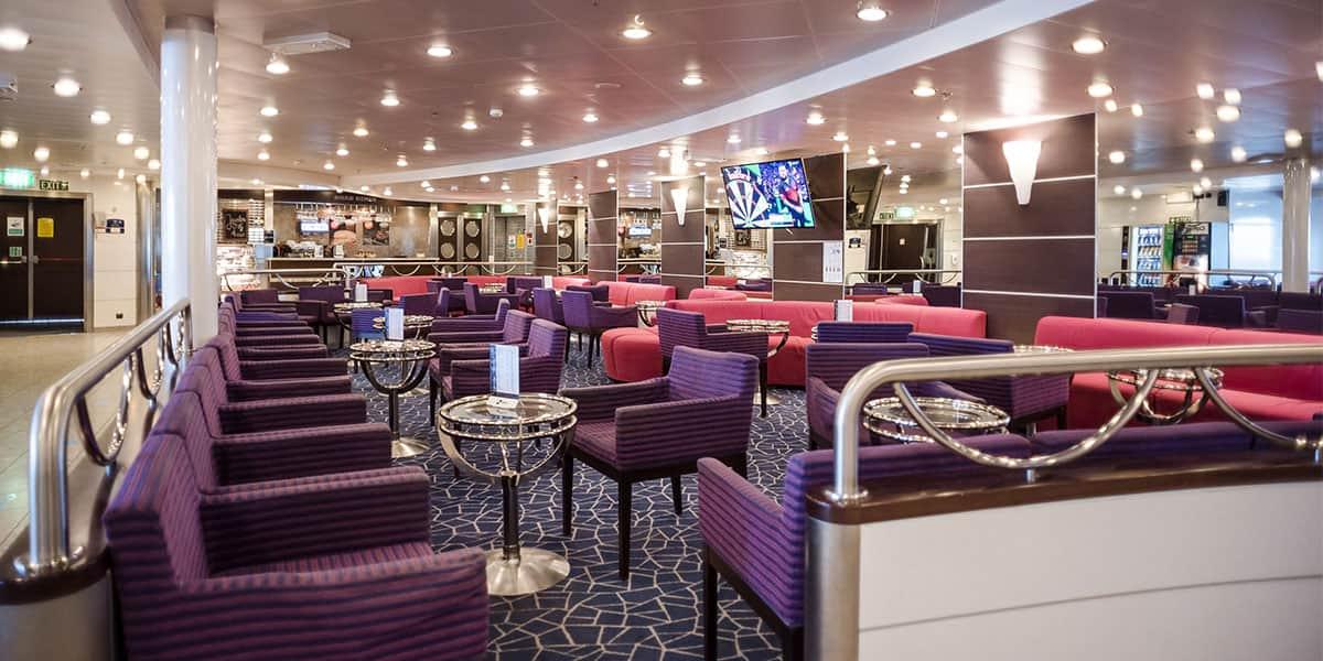 Road Kings bar - Regina ferry