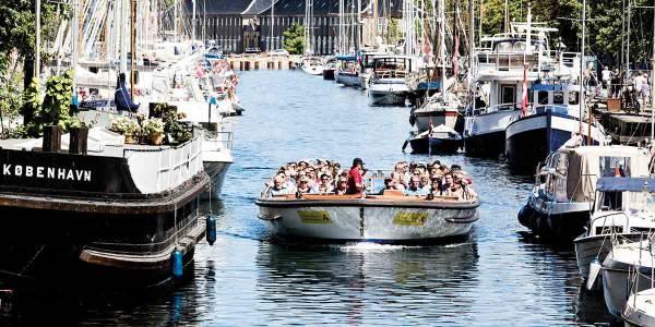 Denmark Round Trip - Copenhagen