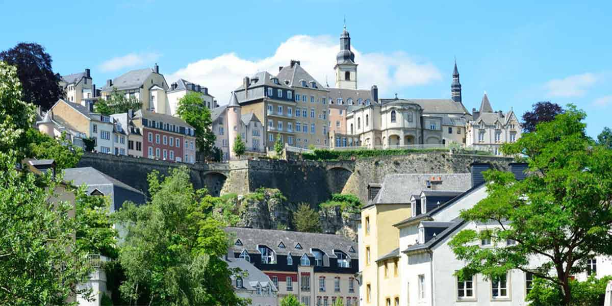 Luxembourg castle