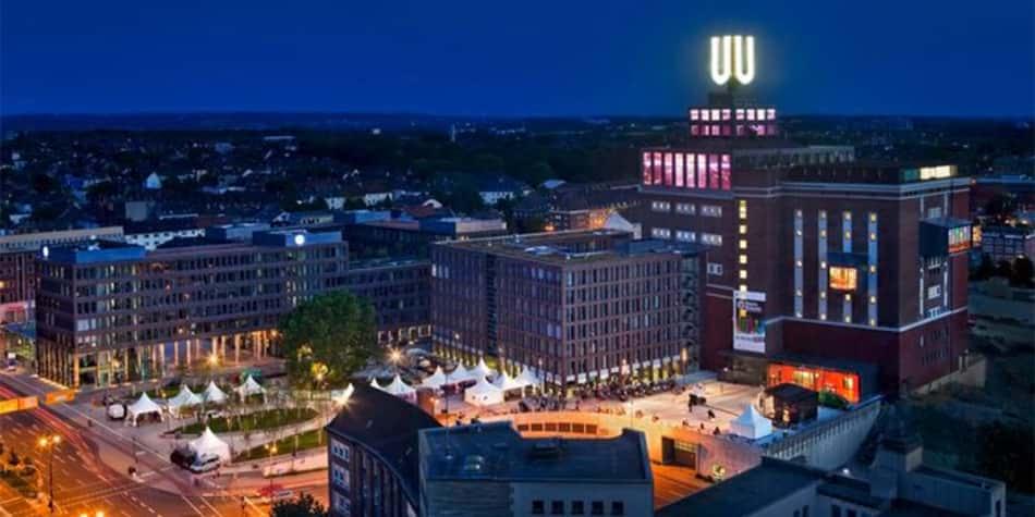 Dortmund - U-tower