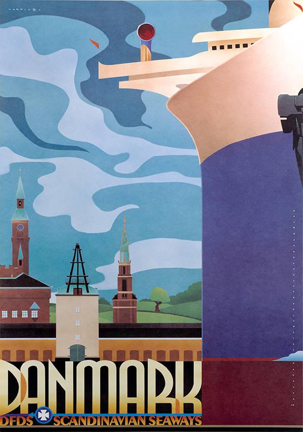 002 Poster tradition, Danmark