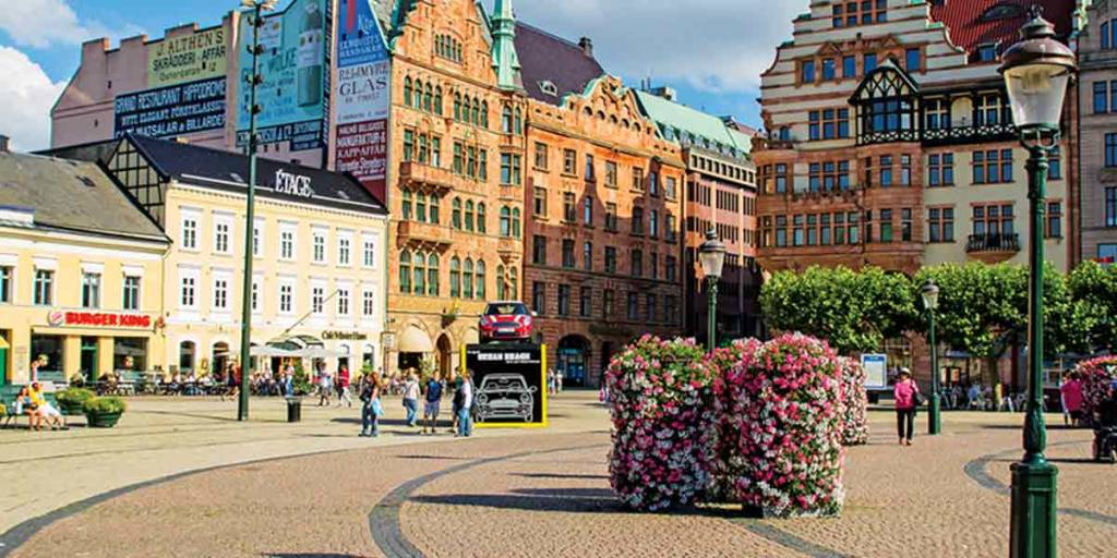 Sweden in 6 days - Malmo