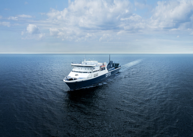 DFDS Liverpool Seaways