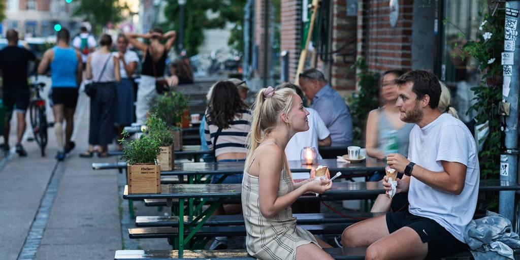 Summer in Copenhagen - Photo credit: Buro Jansen