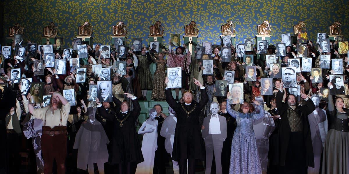 Opera Meistersinger - Photo credit: Cathrine Ashmor