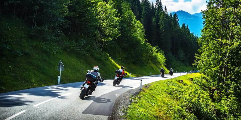 Motorbike England