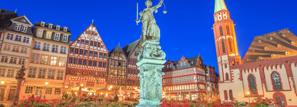 Discover the culture in Frankfurt, Germany