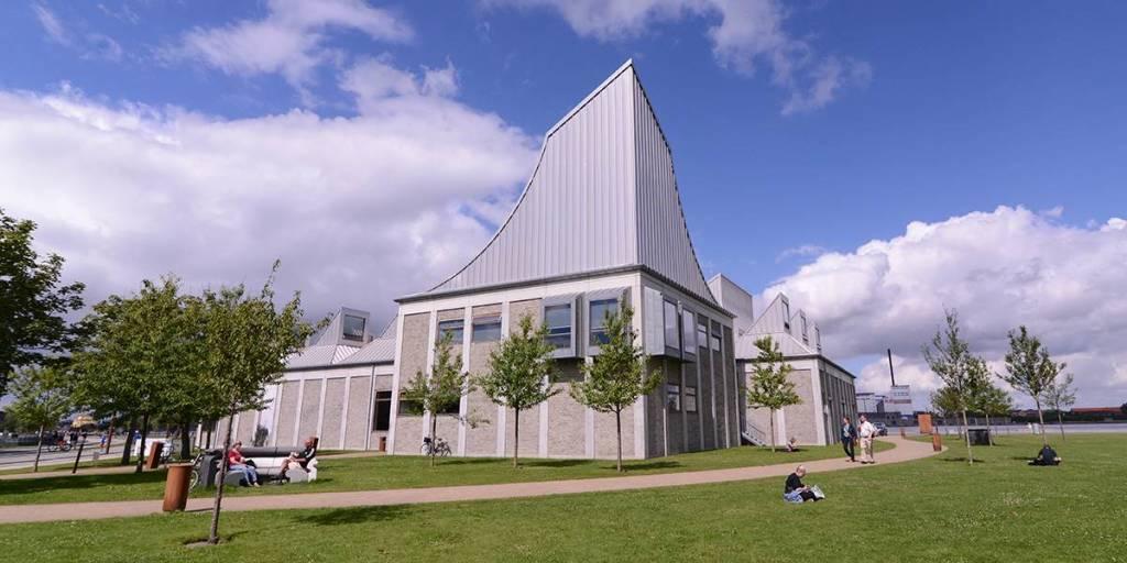 Utzon senter Aalborg - Visitdenmark PhotoCredit Bang Vlemme film and openhouse