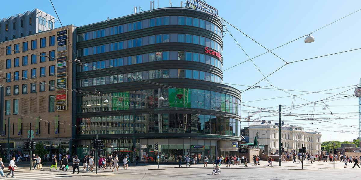 Scandic Byporten Oslo - by the shopping center