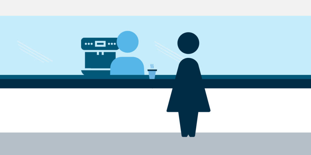 Barer, kafé og restauranter