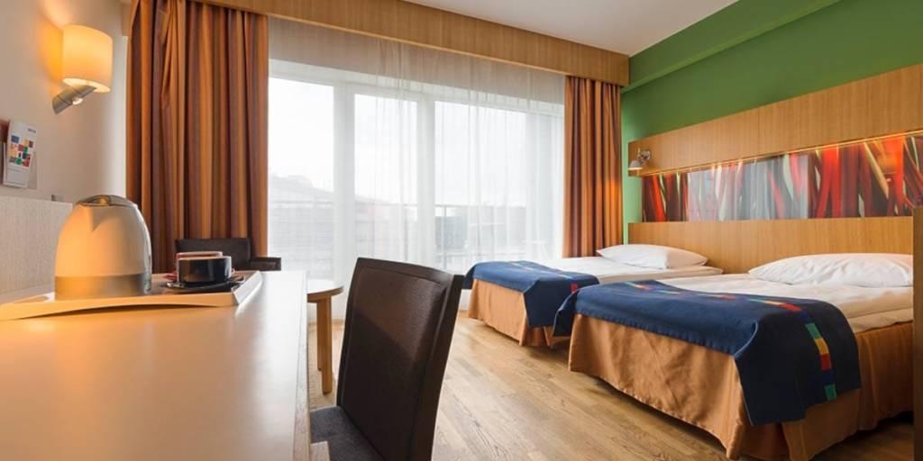 Park Inn Central Tallinn Hotel Room