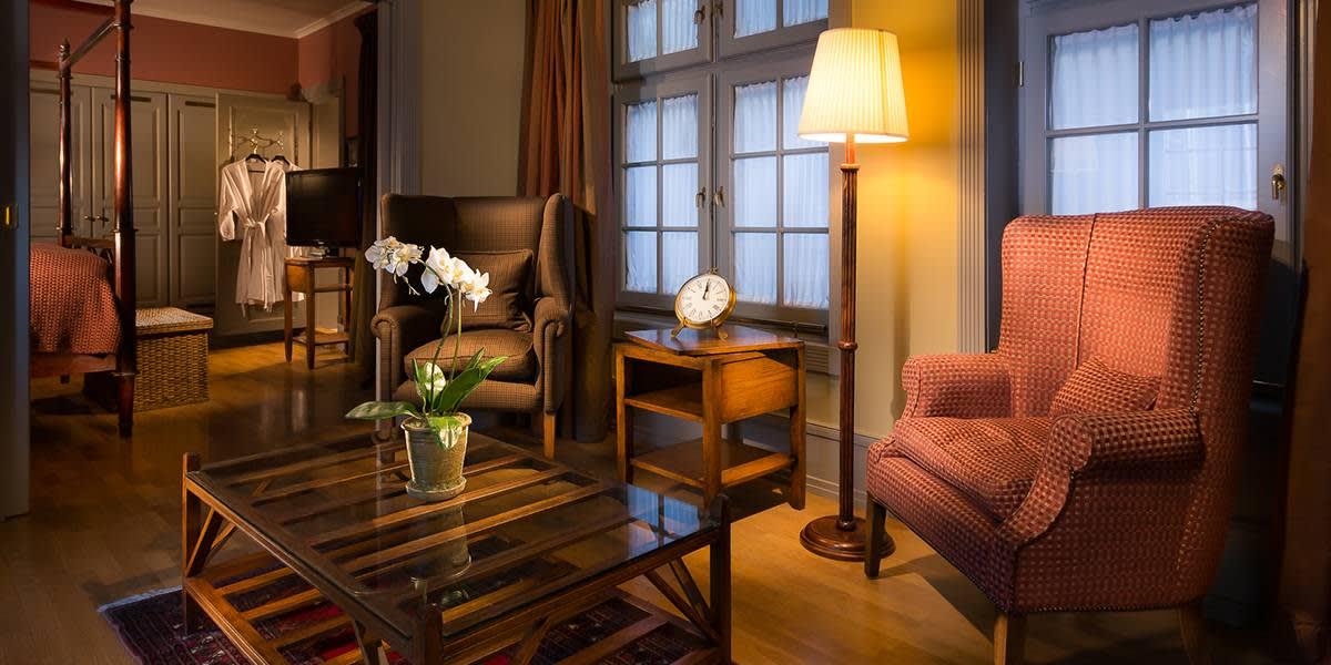 Bastion hotel - suite