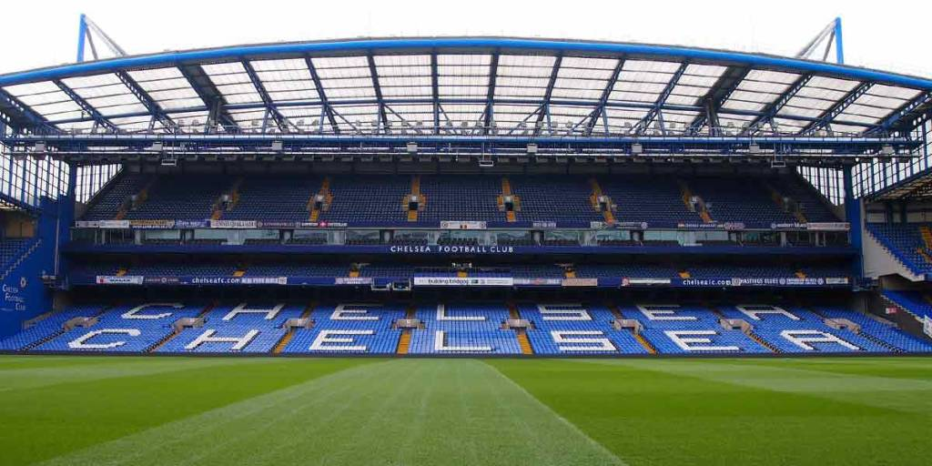Stamford-Bridge stadium