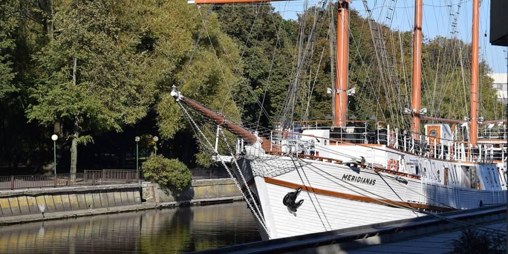 Meridian Ship, Klaipeda