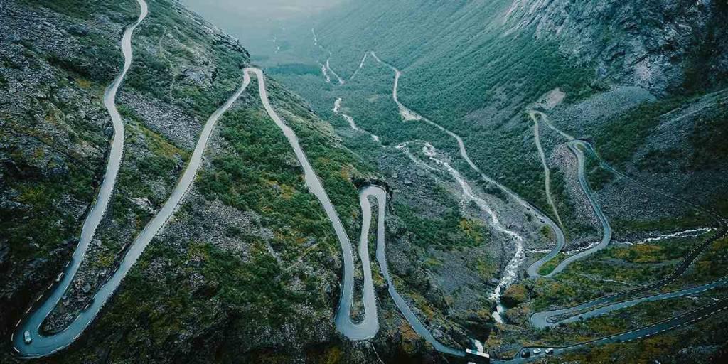 Norway, Trollstigen