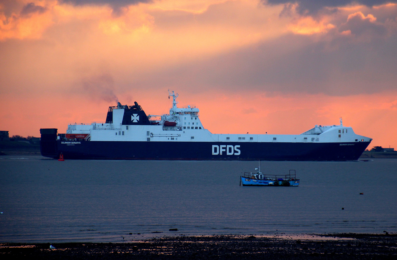 DFDS - Selandia Seaways