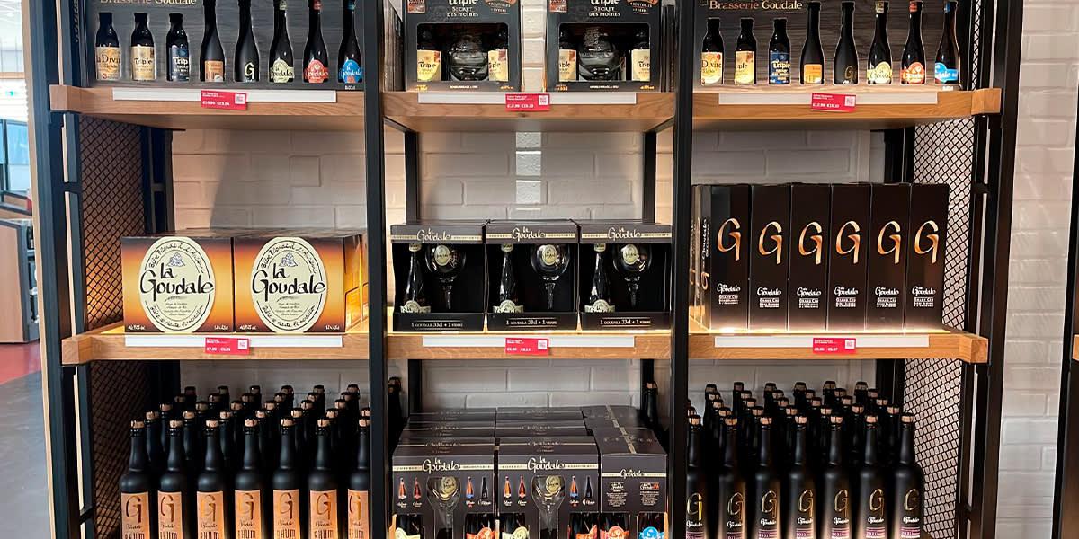 Dunkerque Shop - Alcohol