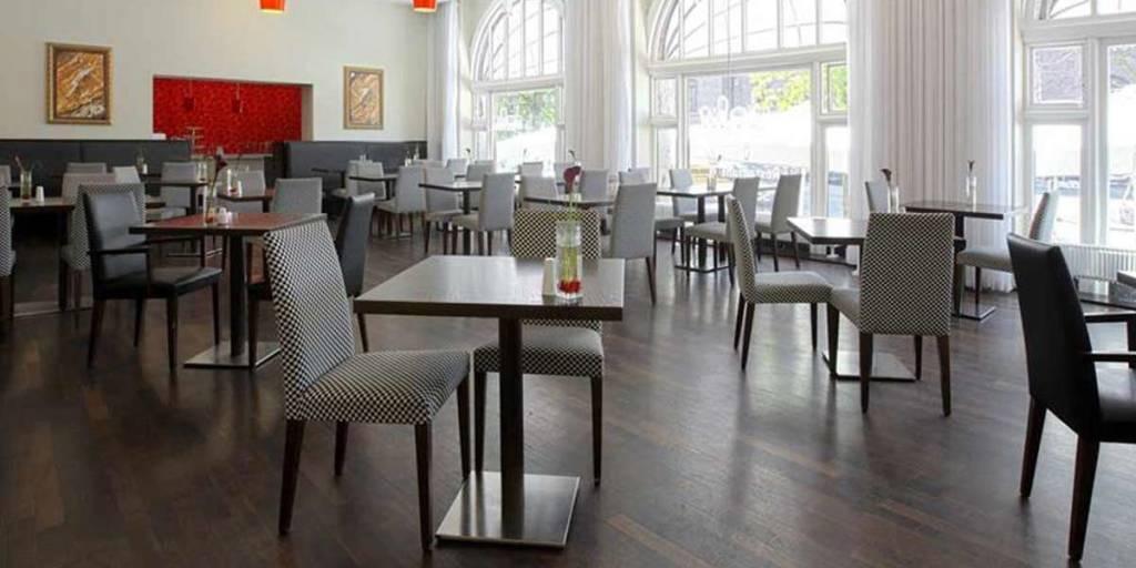 Scandic Palace i København - restaurang