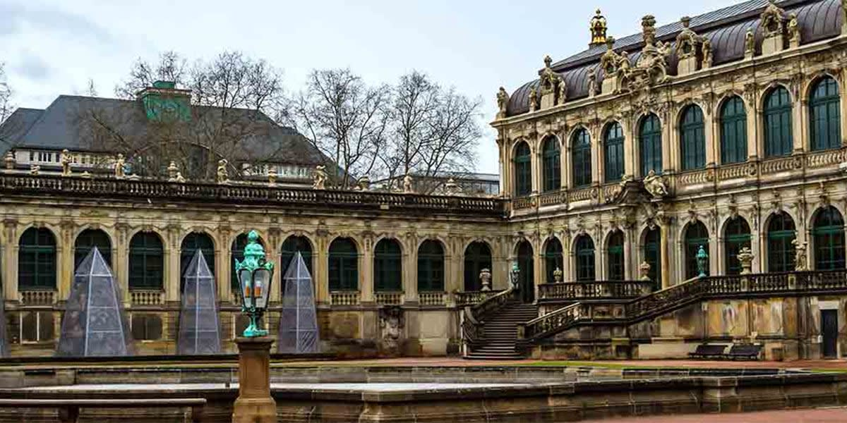Dresden - Zwinger Palace