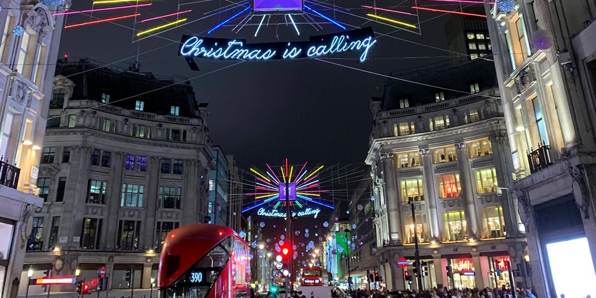 Noël - London