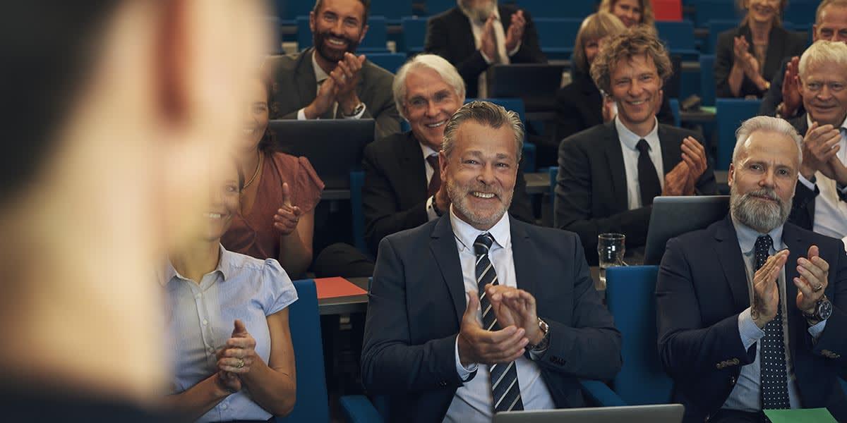 DFDS BusinessCruise auditorie - præsentation