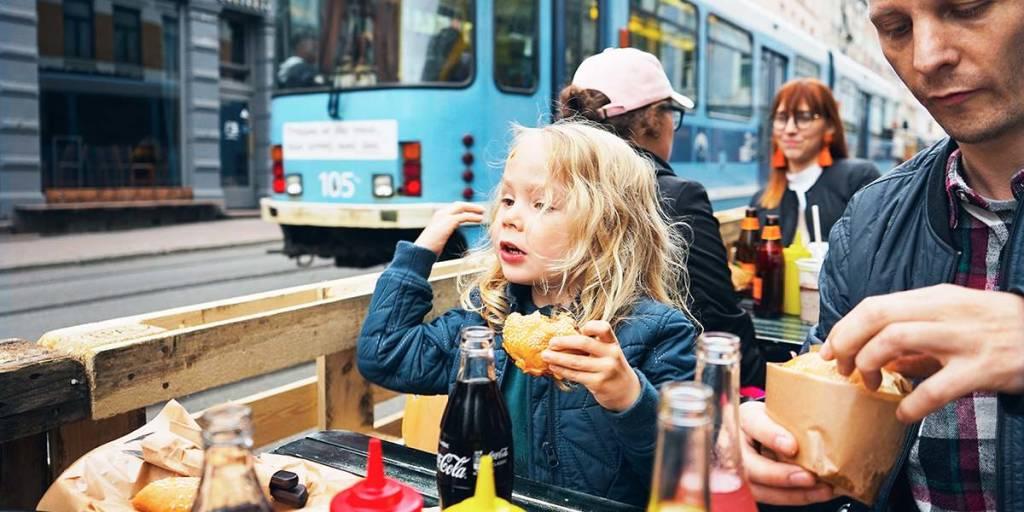 Family in Oslo