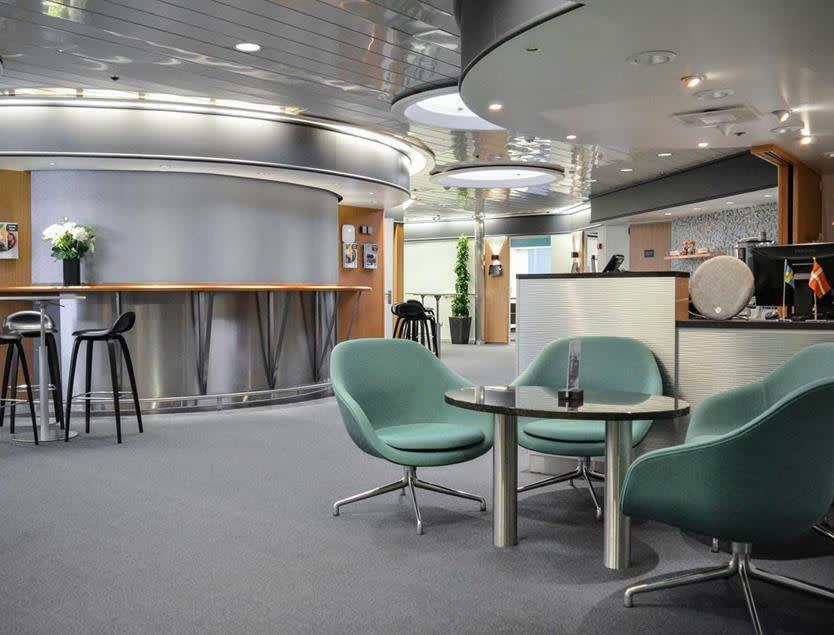 Crown seaways conference lounge copenhagen oslo
